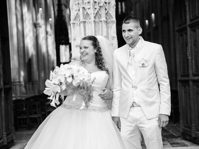 Le mariage de Esin et Jessy à Vendôme, Loir-et-Cher 28
