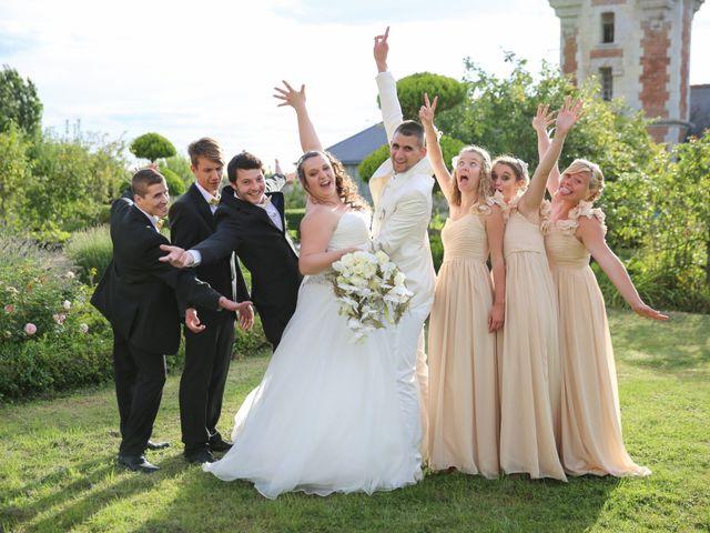 Le mariage de Esin et Jessy à Vendôme, Loir-et-Cher 40