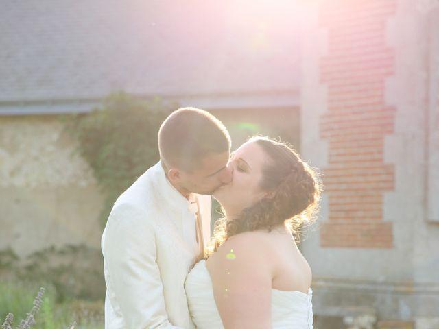 Le mariage de Esin et Jessy à Vendôme, Loir-et-Cher 44