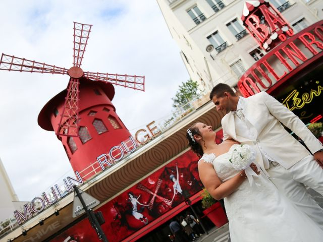 Le mariage de Esin et Jessy à Vendôme, Loir-et-Cher 62