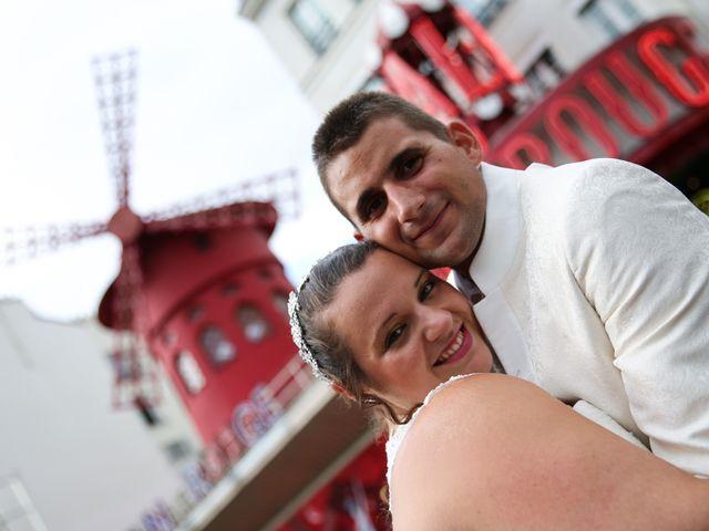 Le mariage de Esin et Jessy à Vendôme, Loir-et-Cher 63