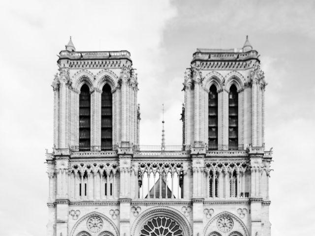 Le mariage de Esin et Jessy à Vendôme, Loir-et-Cher 64