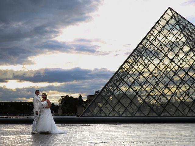 Le mariage de Esin et Jessy à Vendôme, Loir-et-Cher 69