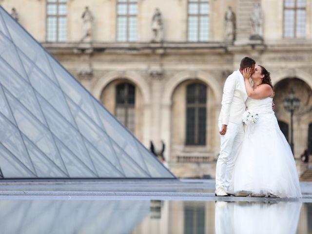 Le mariage de Esin et Jessy à Vendôme, Loir-et-Cher 71