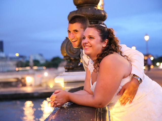 Le mariage de Esin et Jessy à Vendôme, Loir-et-Cher 72