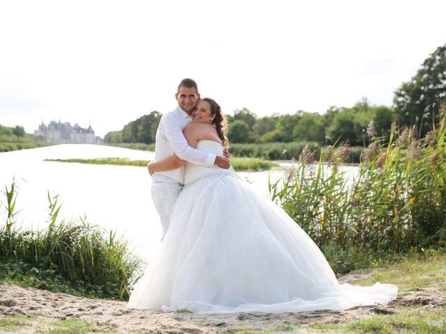 Le mariage de Esin et Jessy à Vendôme, Loir-et-Cher 79