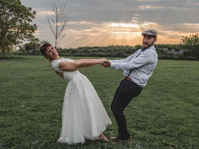Le mariage de Franck et Valérie à Trouy, Cher 1