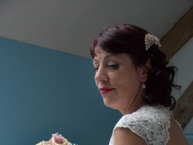 Le mariage de Franck et Valérie à Trouy, Cher 4