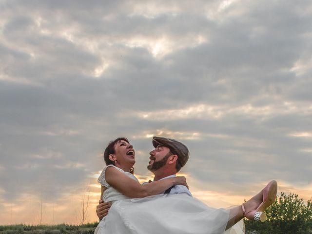 Le mariage de Franck et Valérie à Trouy, Cher 6