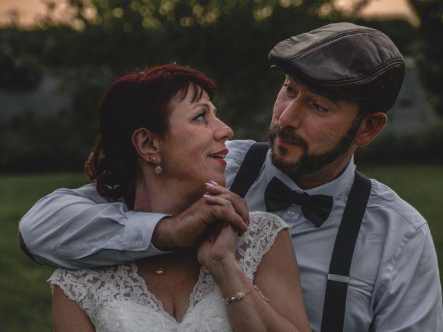 Le mariage de Franck et Valérie à Trouy, Cher 10