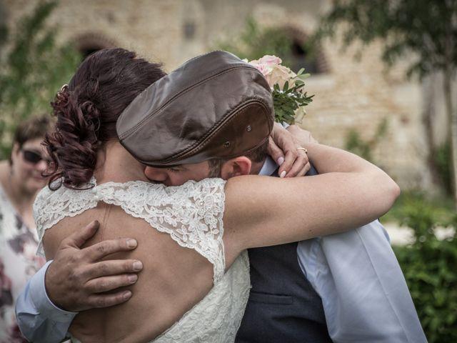 Le mariage de Franck et Valérie à Trouy, Cher 11