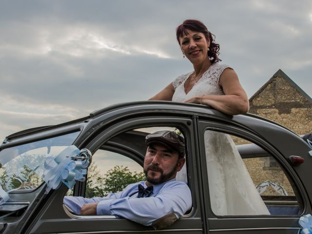 Le mariage de Franck et Valérie à Trouy, Cher 12