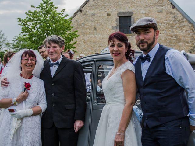 Le mariage de Franck et Valérie à Trouy, Cher 2