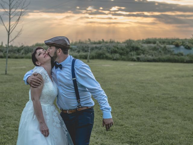 Le mariage de Franck et Valérie à Trouy, Cher 15