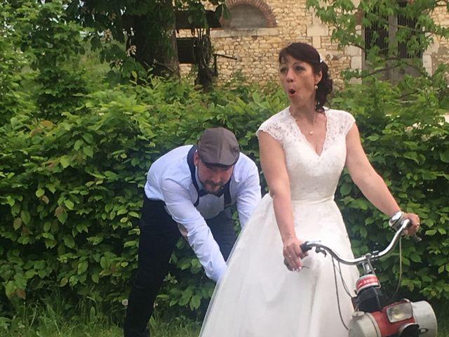 Le mariage de Franck et Valérie à Trouy, Cher 17