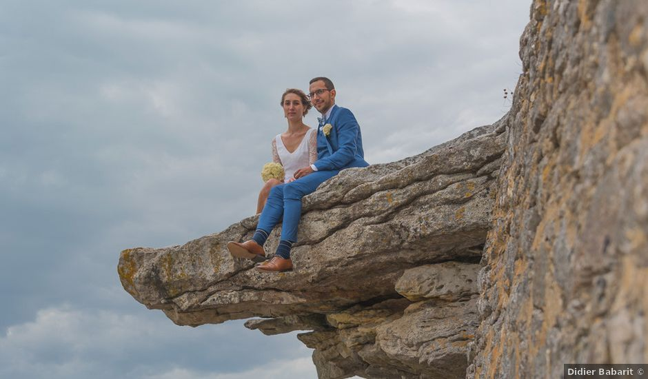 Le mariage de Nicolas et Elodie à Noirmoutier-en-l'Île, Vendée