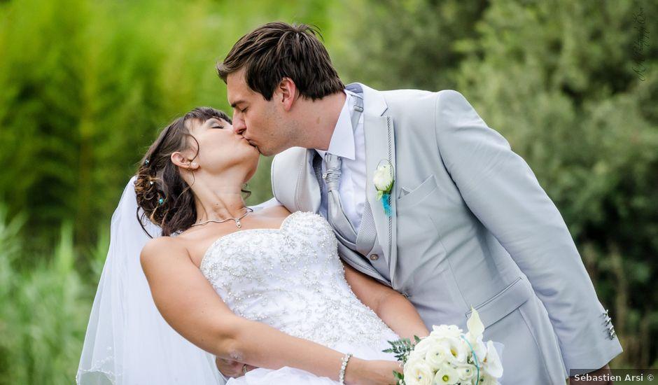 Le mariage de Alexandre et Alexandra à Saint-Laurent-du-Var, Alpes-Maritimes