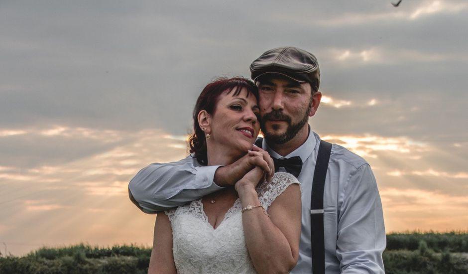 Le mariage de Franck et Valérie à Trouy, Cher