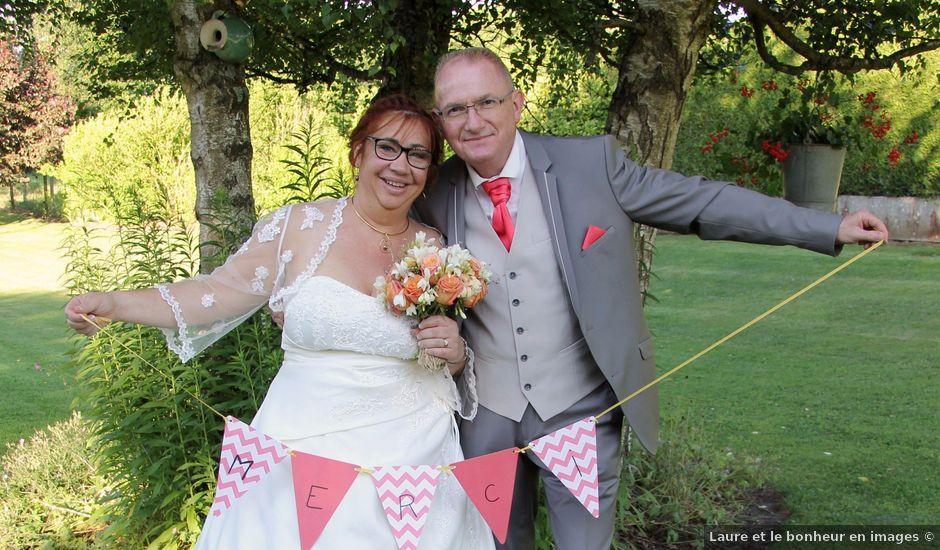 Le mariage de Eric et Sophie à Ons-en-Bray, Oise