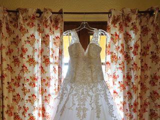 Le mariage de Elena et David 1