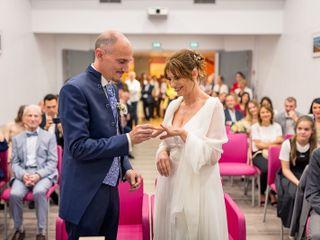 Le mariage de Emmanuelle et Ange 1