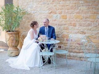 Le mariage de Emmanuelle et Ange