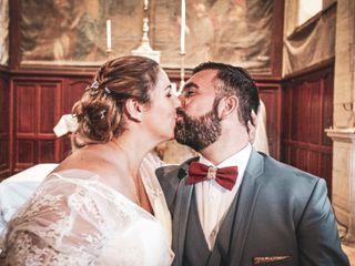 Le mariage de Myriam et Rafael