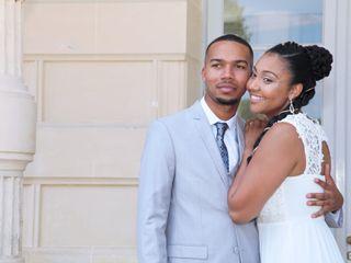 Le mariage de Ketsia et Zacharie 2