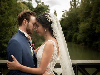 Le mariage de Sahra et Jean-Vincent