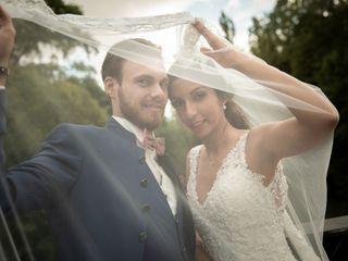 Le mariage de Sahra et Jean-Vincent 2