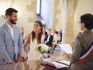 Le mariage de Margaux et Kevin 1