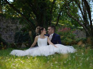 Le mariage de Laëtitia  et Benjamin