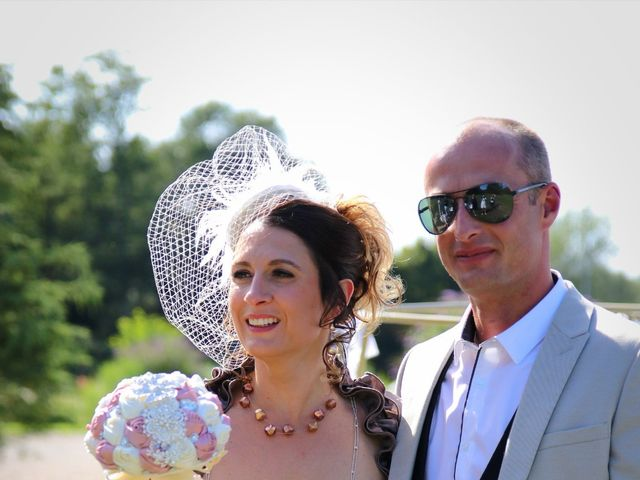 Le mariage de Pascal et Vanessa à Fleurines, Oise 14