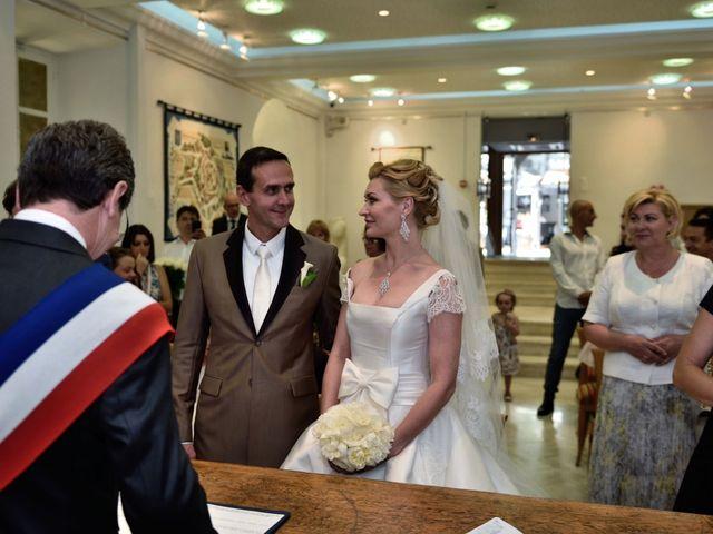 Le mariage de David et Elena à Mougins, Alpes-Maritimes 2