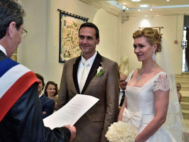 Le mariage de David et Elena à Mougins, Alpes-Maritimes 5