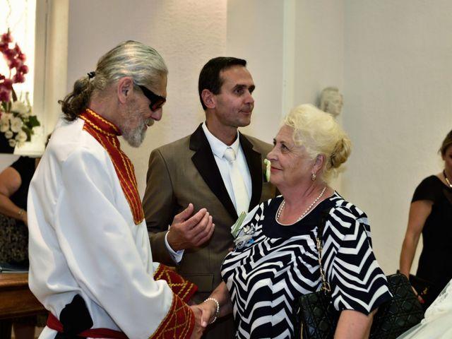 Le mariage de David et Elena à Mougins, Alpes-Maritimes 7