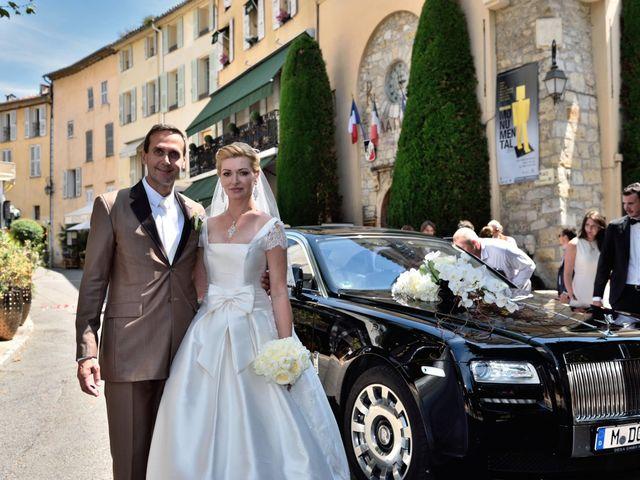 Le mariage de Elena et David