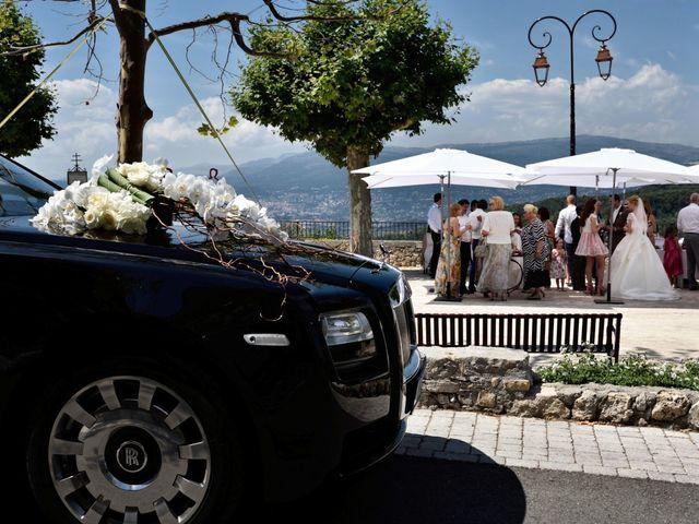 Le mariage de David et Elena à Mougins, Alpes-Maritimes 13