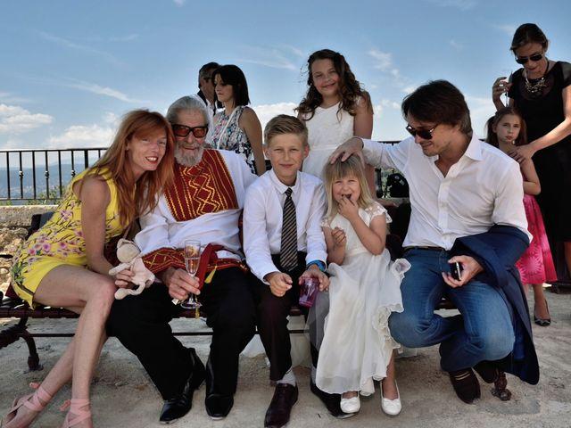 Le mariage de David et Elena à Mougins, Alpes-Maritimes 14