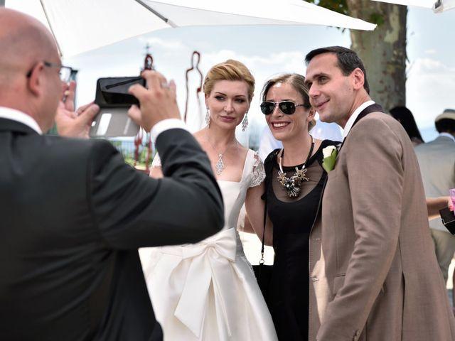 Le mariage de David et Elena à Mougins, Alpes-Maritimes 15
