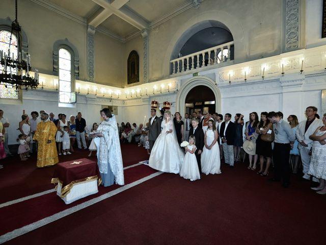 Le mariage de David et Elena à Mougins, Alpes-Maritimes 21