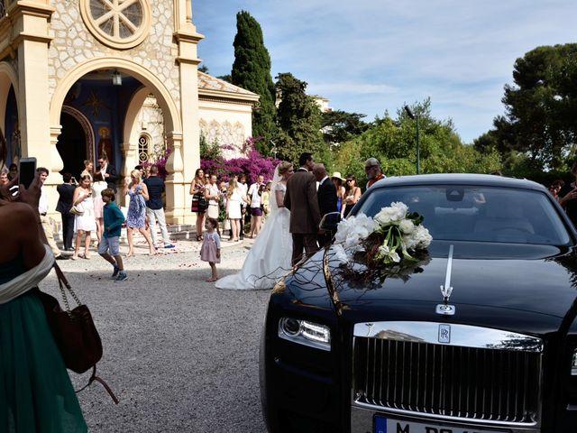 Le mariage de David et Elena à Mougins, Alpes-Maritimes 29