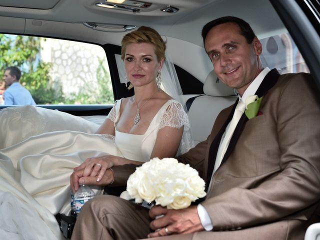 Le mariage de David et Elena à Mougins, Alpes-Maritimes 30