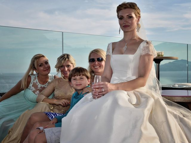 Le mariage de David et Elena à Mougins, Alpes-Maritimes 43