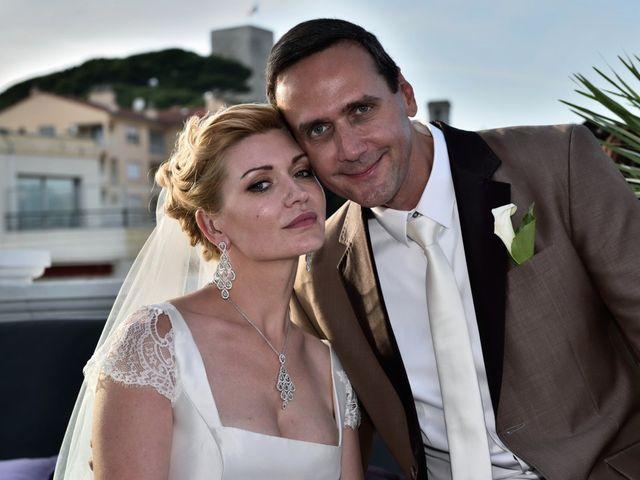 Le mariage de David et Elena à Mougins, Alpes-Maritimes 47