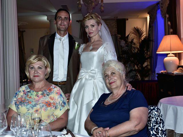 Le mariage de David et Elena à Mougins, Alpes-Maritimes 59