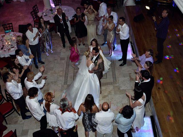 Le mariage de David et Elena à Mougins, Alpes-Maritimes 63