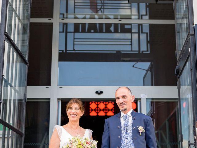 Le mariage de Ange et Emmanuelle à Décines-Charpieu, Rhône 4