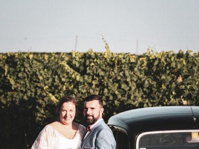 Le mariage de Rafael et Myriam à Mourens, Gironde 3