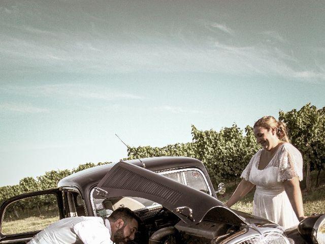 Le mariage de Rafael et Myriam à Mourens, Gironde 4